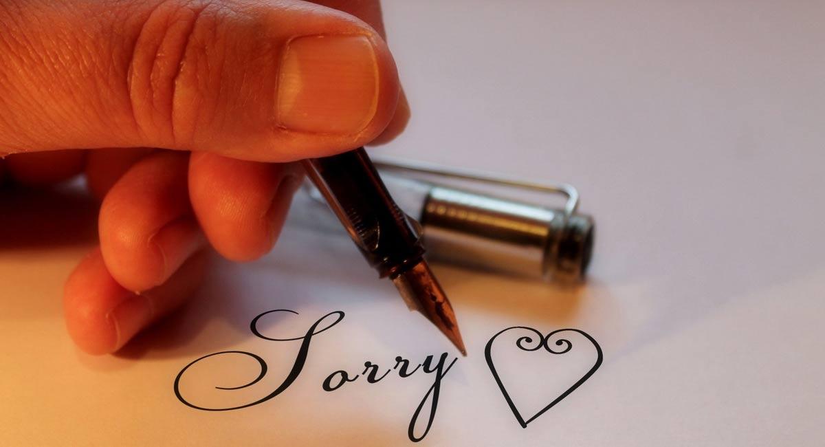 Cartas Para Pedir Perdón A Mi Novio Novia Amiga Ex