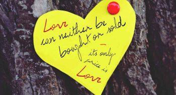 dichos de amor