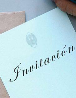 Tarjetas De Invitación Para Descargar E Imprimir Gratis