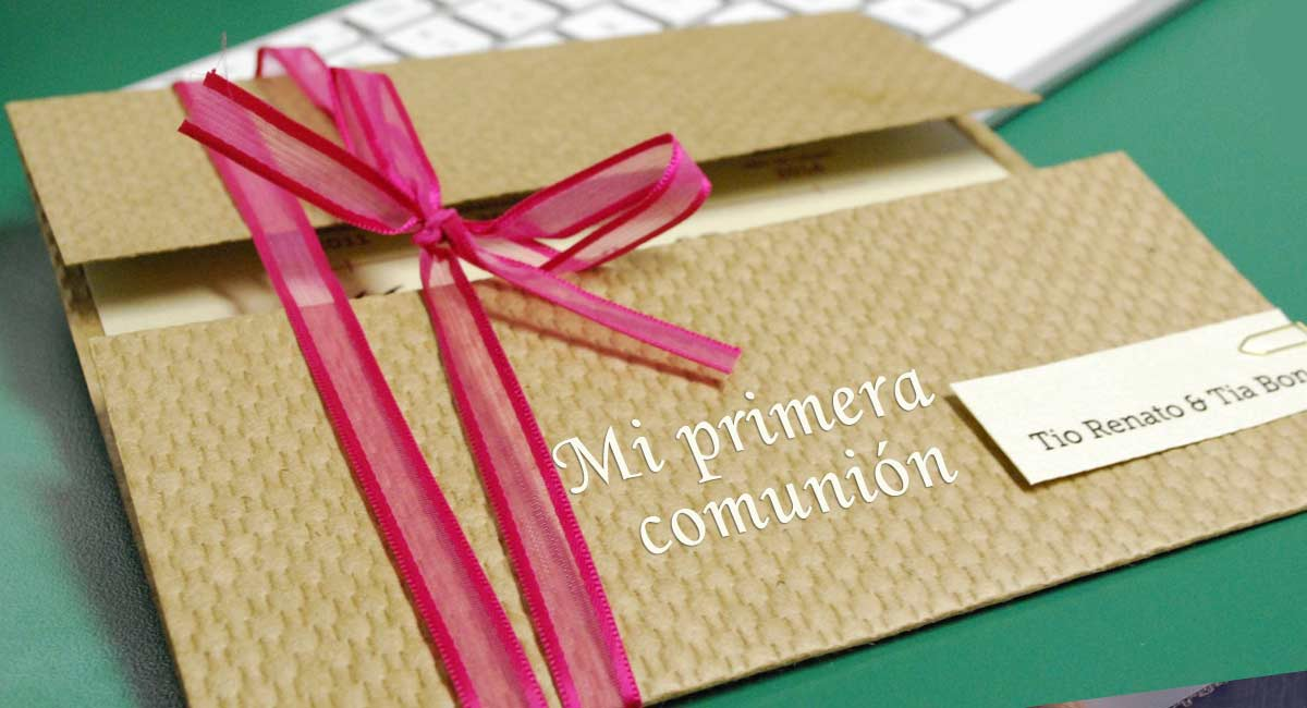 Textos Para Invitación De Primera Comunión Frases Y