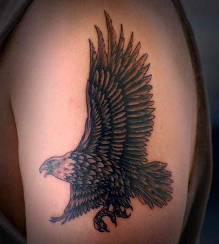 tatuaje águila significado