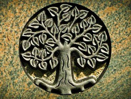 tatuaje el árbol de la vida