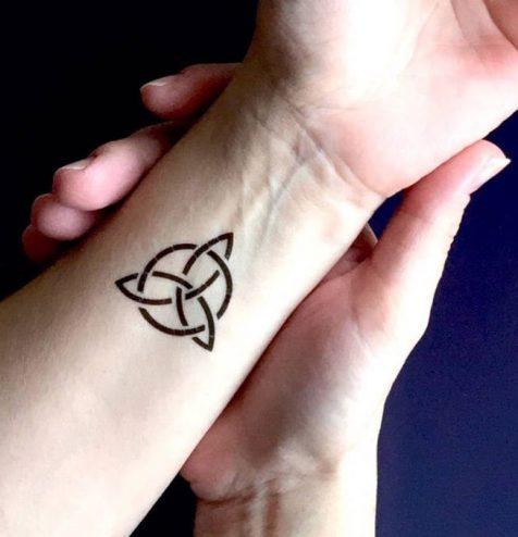tatuaje-simbolico-triqueta