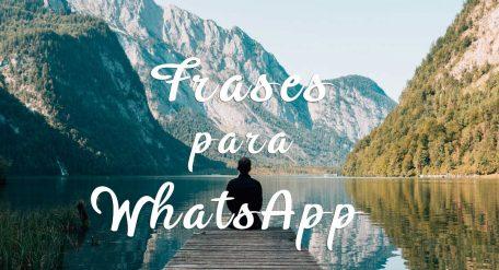 Frases con Imágenes para WhatsApp